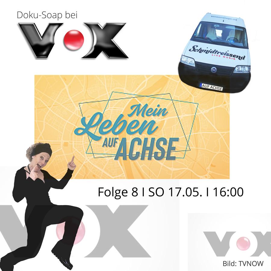 VOX - Mein Leben auf Achse